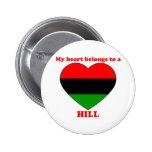 Hill Pinback Button