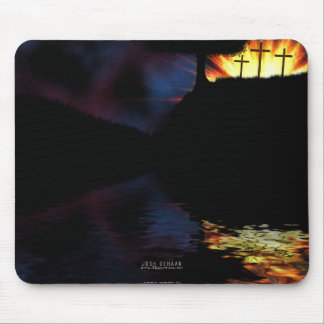 Hill Top Truth Mouse Mat