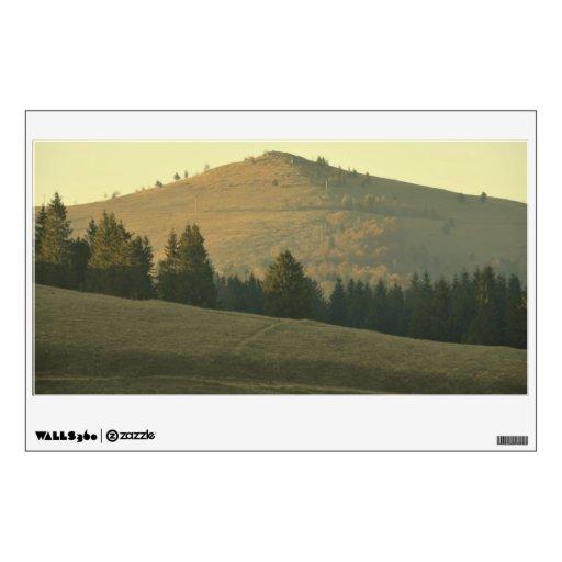 Hill Wall Sticker