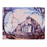 Hillards Barn (Childhood Memories) Postcard