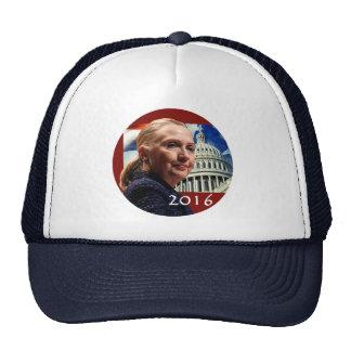 Hillarty 2016 trucker hat