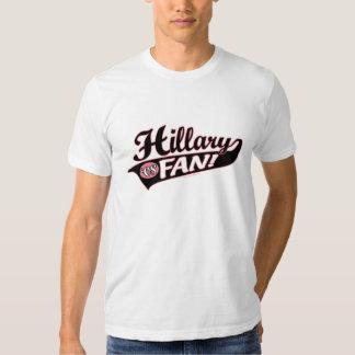 Hillary '08 Fan Shirt