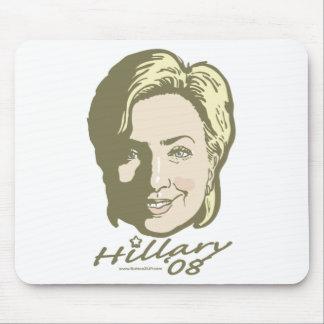 Hillary 08 Mousepad