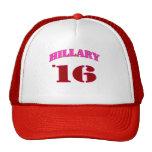 Hillary '16 hat