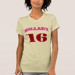 Hillary '16 shirts