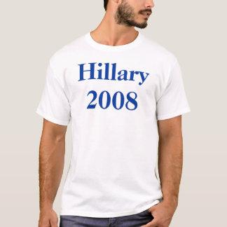 Hillary 2008 playera
