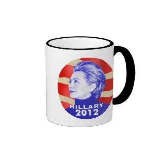 Hillary 2012 Mug