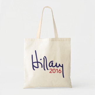 Hillary 2016 Autograph Tote Bag