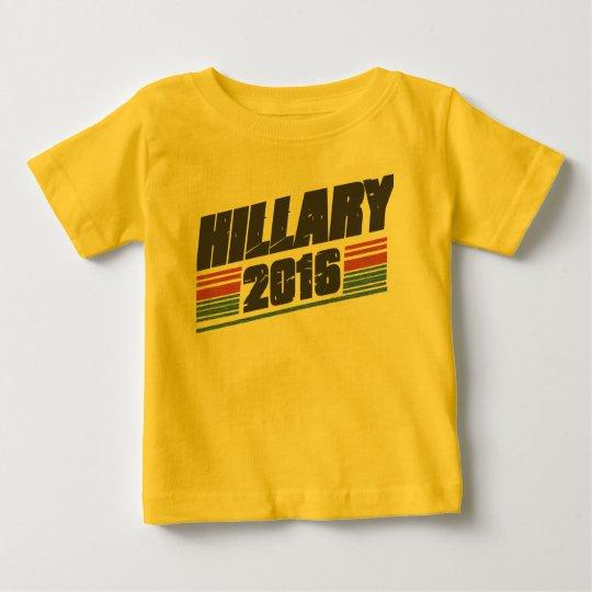 Hillary 2016 baby T-Shirt