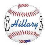 HILLARY 2016 BASEBALL