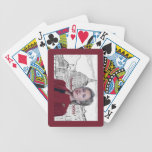 Hillary 2016 bicycle poker deck