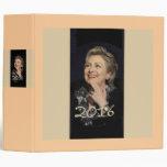 Hillary 2016 binder