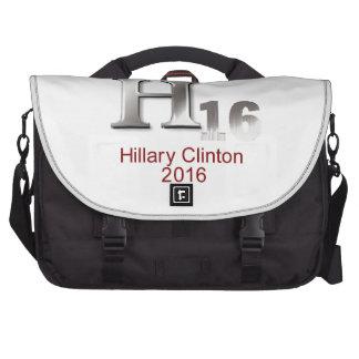 Hillary 2016 bolsas de portatil