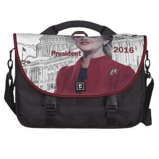 Hillary 2016 bolsas para portátil