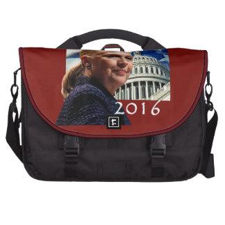 Hillary 2016 bolsas para portatil