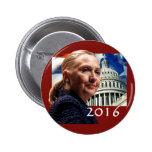 Hillary 2016 Button