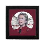 Hillary 2016 caja de joyas