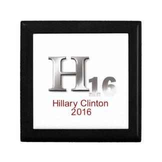 Hillary 2016 caja de regalo
