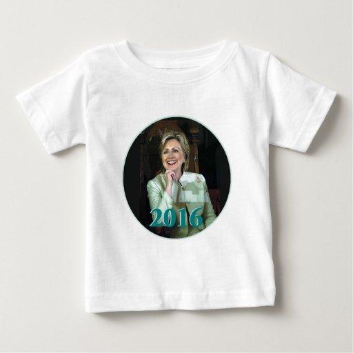 Hillary 2016 camisas