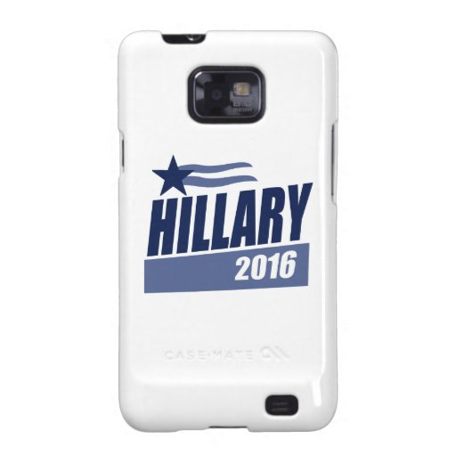 HILLARY 2016 CAMPAIGN BANNER.png Galaxy S2 Cover