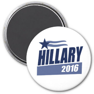 HILLARY 2016 CAMPAIGN BANNER.png Magnet