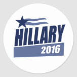 HILLARY 2016 CAMPAIGN BANNER.png Sticker