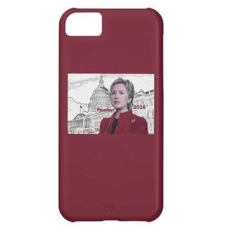 Hillary 2016 carcasa para iPhone 5C