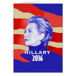 Hillary 2016 Card