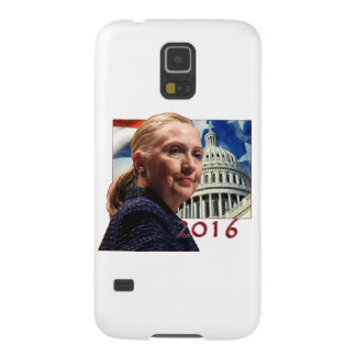 Hillary 2016 galaxy s5 cover