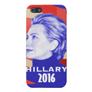 HILLARY 2016 CASE FOR iPhone SE/5/5s