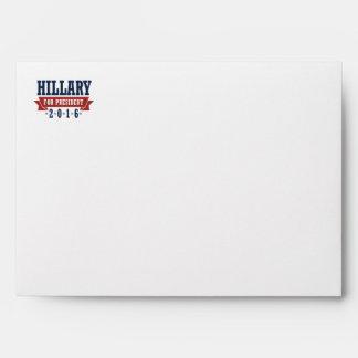 HILLARY 2016 CERTIFIED RIBBON -.png Envelopes