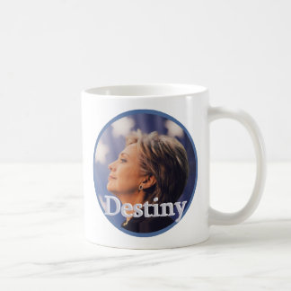 Hillary 2016 classic white coffee mug