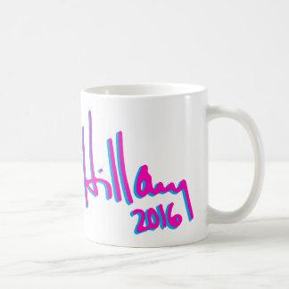"""HILLARY 2016"" COFFEE MUG"