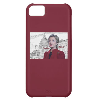 Hillary 2016 cover for iPhone 5C