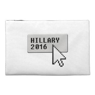 HILLARY 2016 CURSOR CLICK TRAVEL ACCESSORY BAG