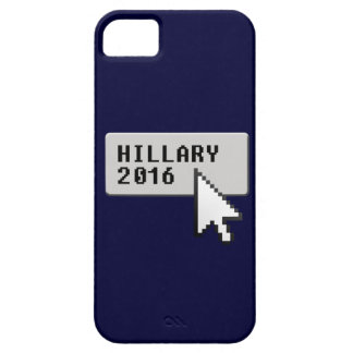HILLARY 2016 CURSOR CLICK iPhone 5 COVERS