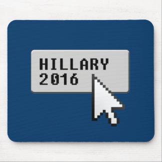 HILLARY 2016 CURSOR CLICK MOUSEPADS