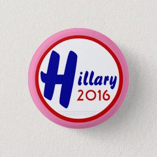 Hillary 2016 Customize It! by GrassrootsDesigns4u Button