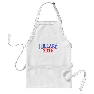 HILLARY 2016 DELANTAL