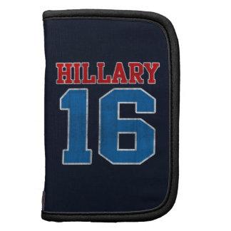 Hillary 2016, equipo universitario retro del Grung Organizadores