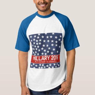 Hillary 2016: Estoy listo Playera