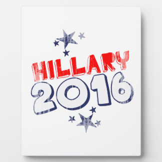 HILLARY 2016 Faded.png Display Plaques