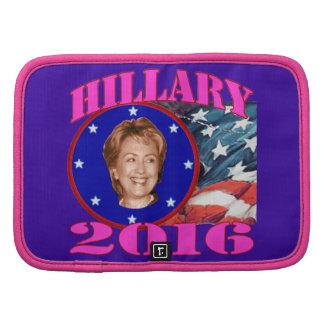 Hillary 2016 folio planner