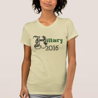 Hillary 2016 for president tee shirt