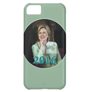 Hillary 2016 funda iPhone 5C