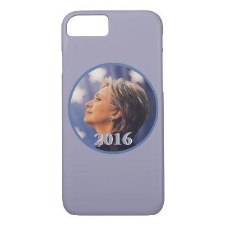Hillary 2016 funda iPhone 7