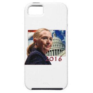 Hillary 2016 funda para iPhone SE/5/5s