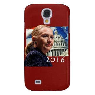 Hillary 2016 galaxy s4 case