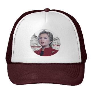 Hillary 2016 gorras de camionero