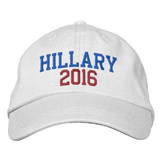 Hillary 2016 gorra de beisbol